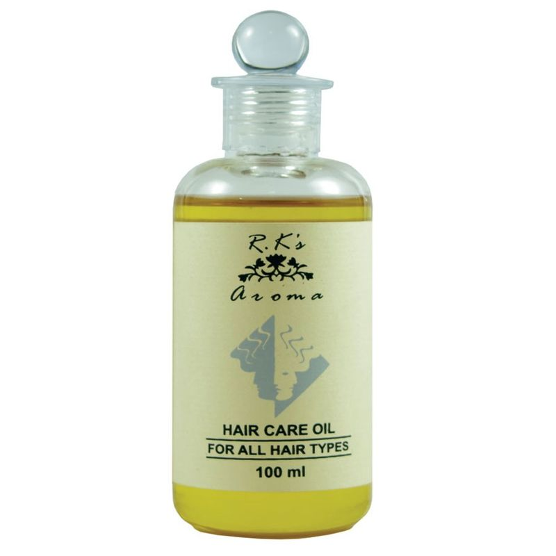 R.K's Aroma Hair Care Oil Pure Essential Oil Blend