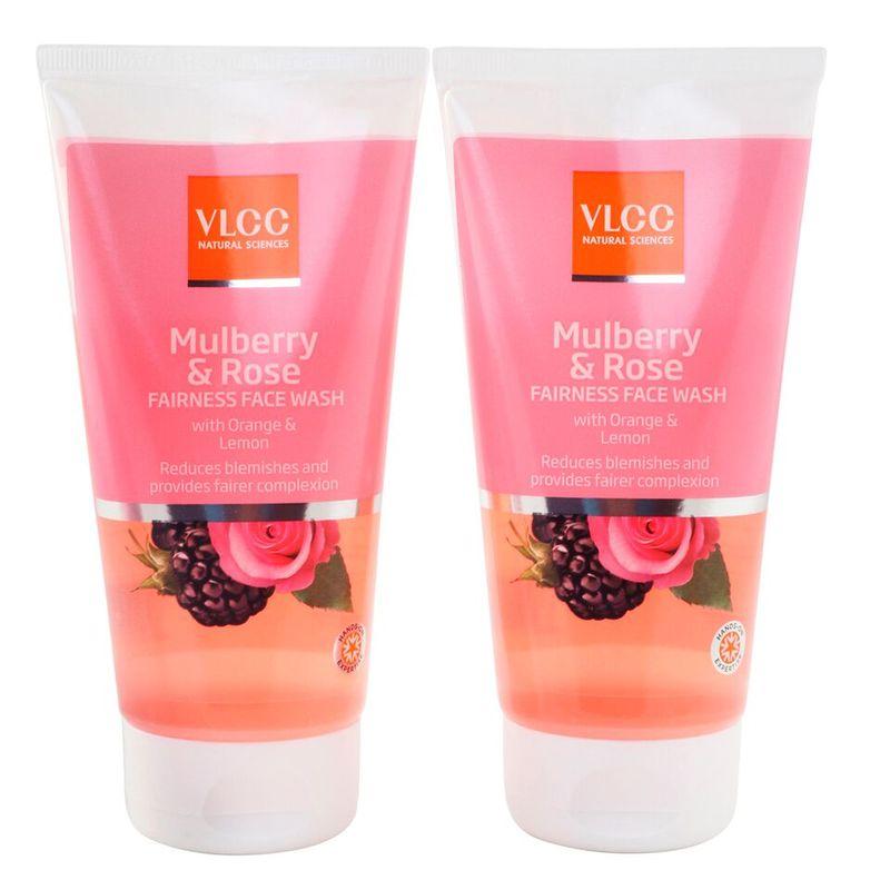 VLCC Mulberry & Rose Facewash (Buy 1 Get 1 Free)