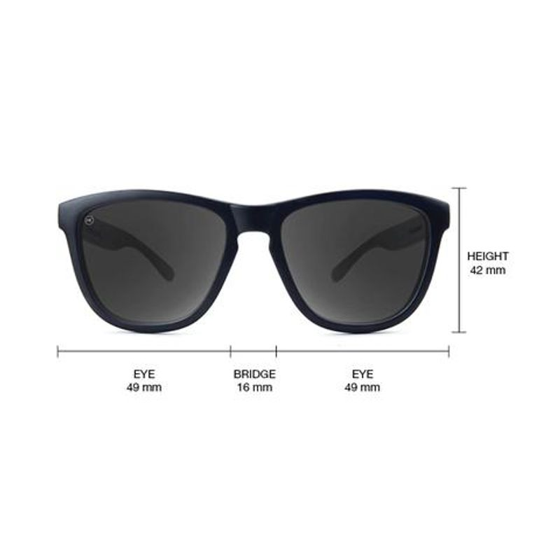 22b1167d04 Knockaround Premiums Frosted Grey Polarized Red Sunset - PMRS3003 at  Nykaa.com