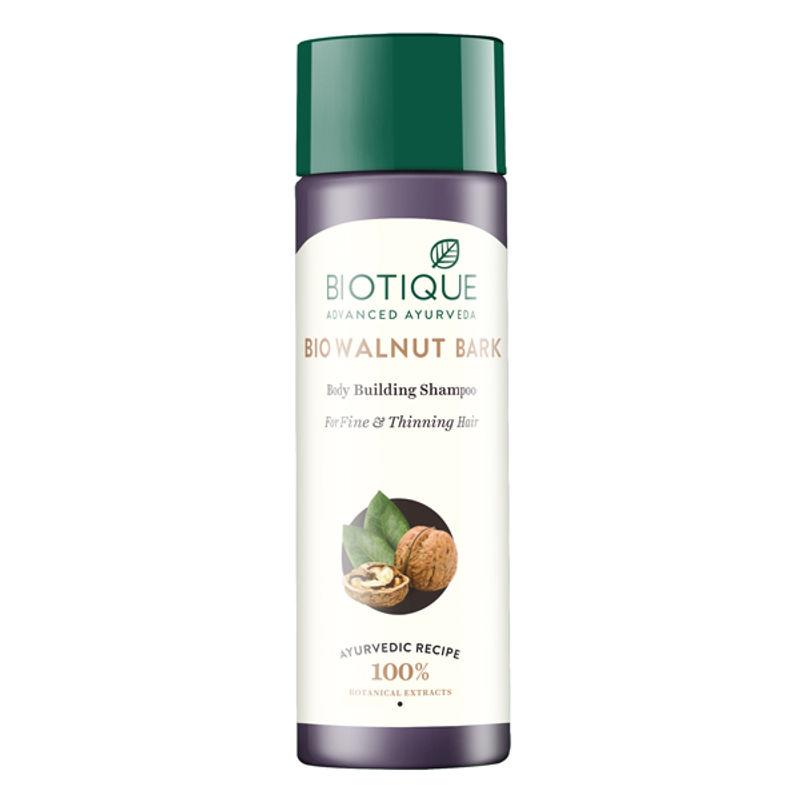 Biotique Bio Walnut Bark Volumizing Shampoo