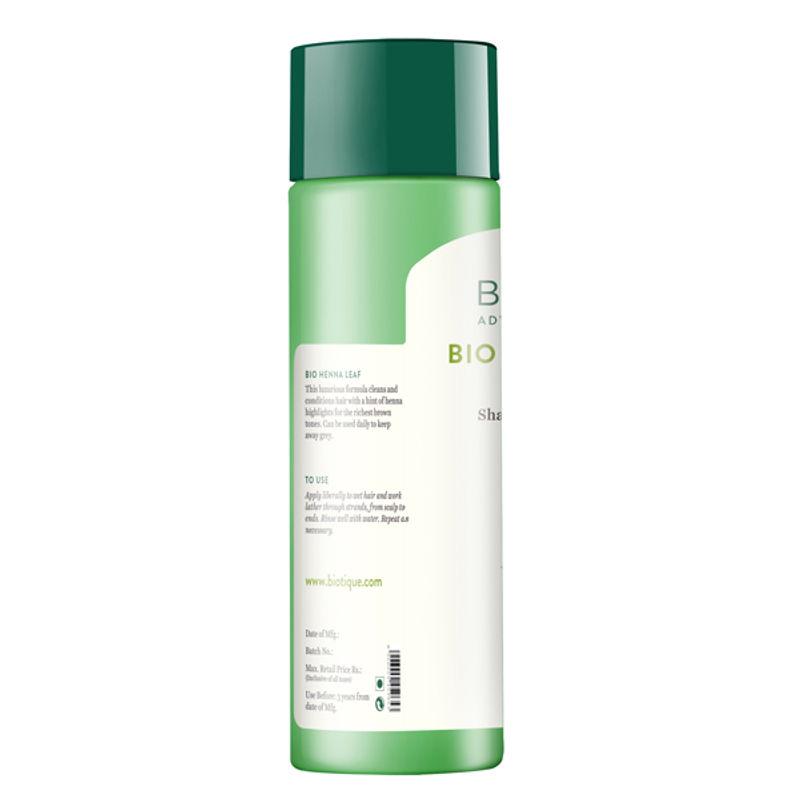 Biotique Shampoo Buy Biotique Bio Henna Leaf Fresh Texture Shampoo