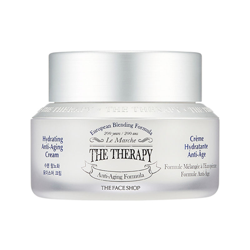 The Face Shop The Therapy Hydrating Anti-Aging Cream
