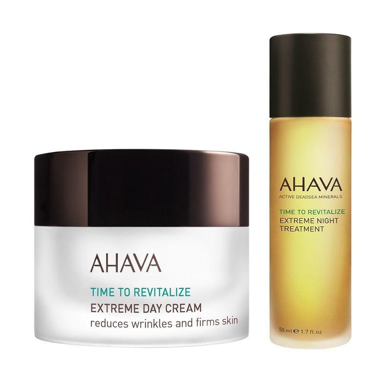 AHAVA Skin Day & Night Routine Combo