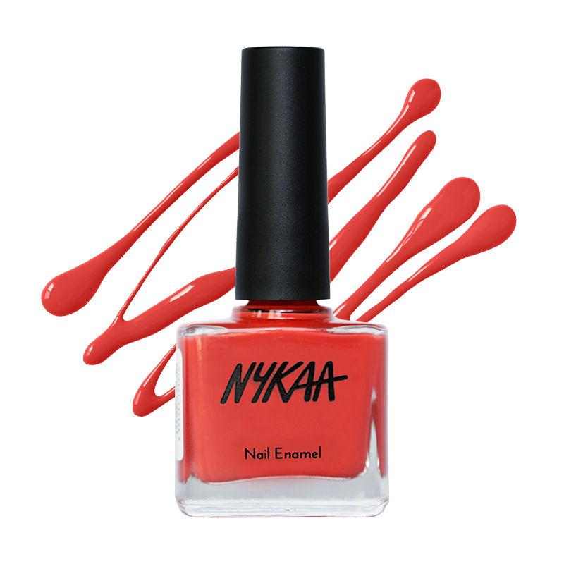 Nykaa Cosmetics Nail Polish - Buy Nykaa Nail Enamel - Spray Rose ...