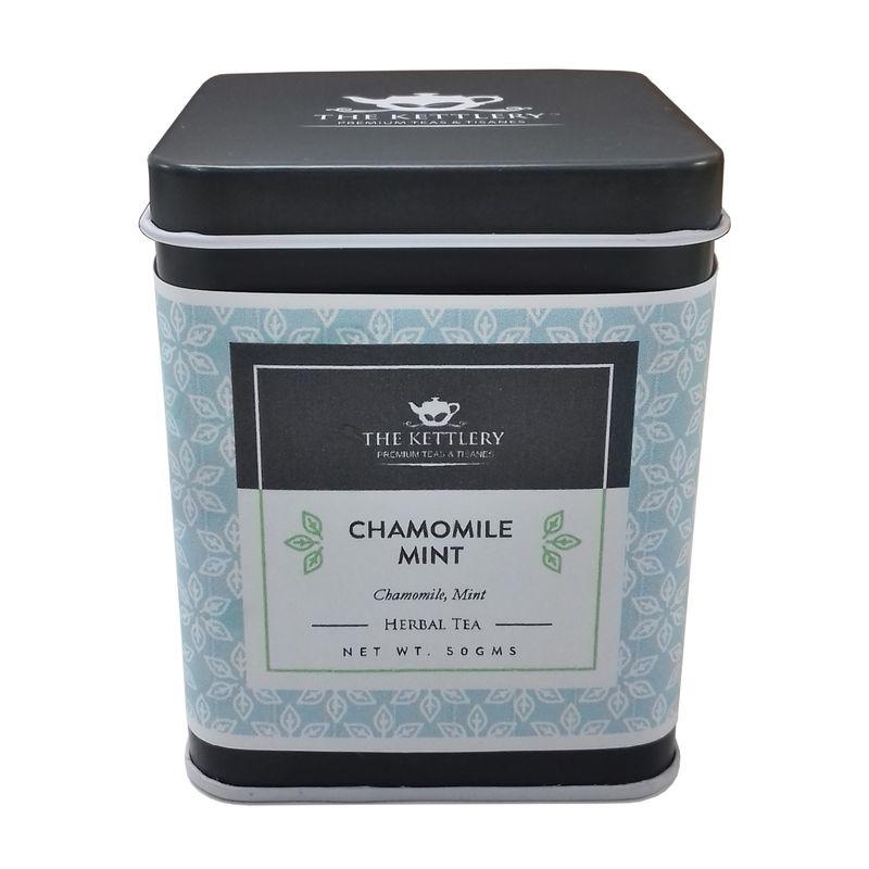 The Kettlery Chamomile Mint (Herbal Tea) - TKTLRY_CMMHT