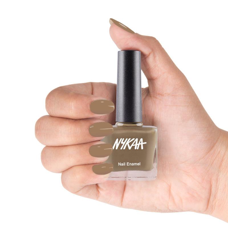 Nykaa Cosmetics Nail Polish - Buy Nykaa Nail Enamel - Lavender ...