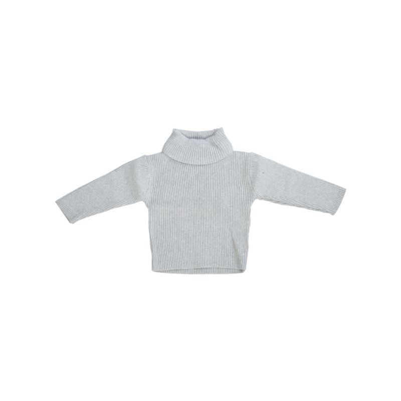 Mee Mee Grey Melange Skivi For Kids - Grey