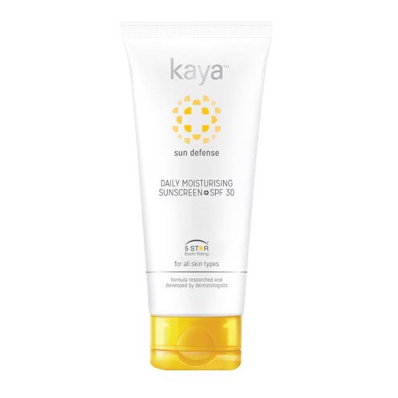 Kaya Daily Moisturizing Sunscreen SPF 30 - Sun Defense (Kaya Daily Moisturising Sunscreen Plus SPF 30)
