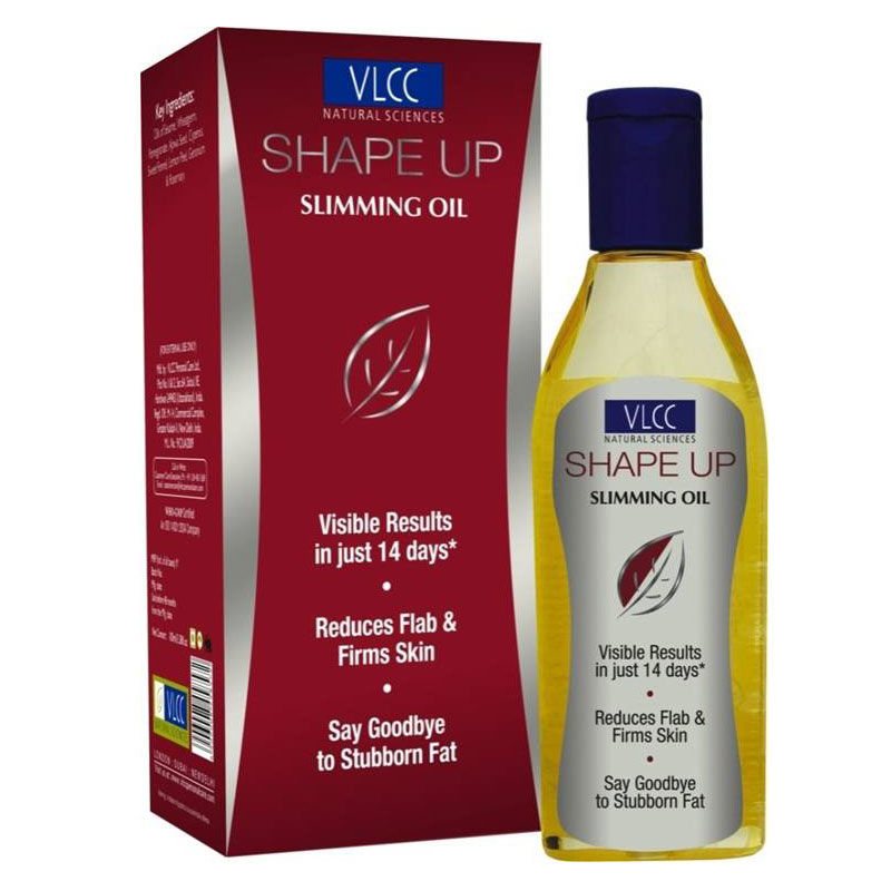 VLCC Shape Up Slimming Oil