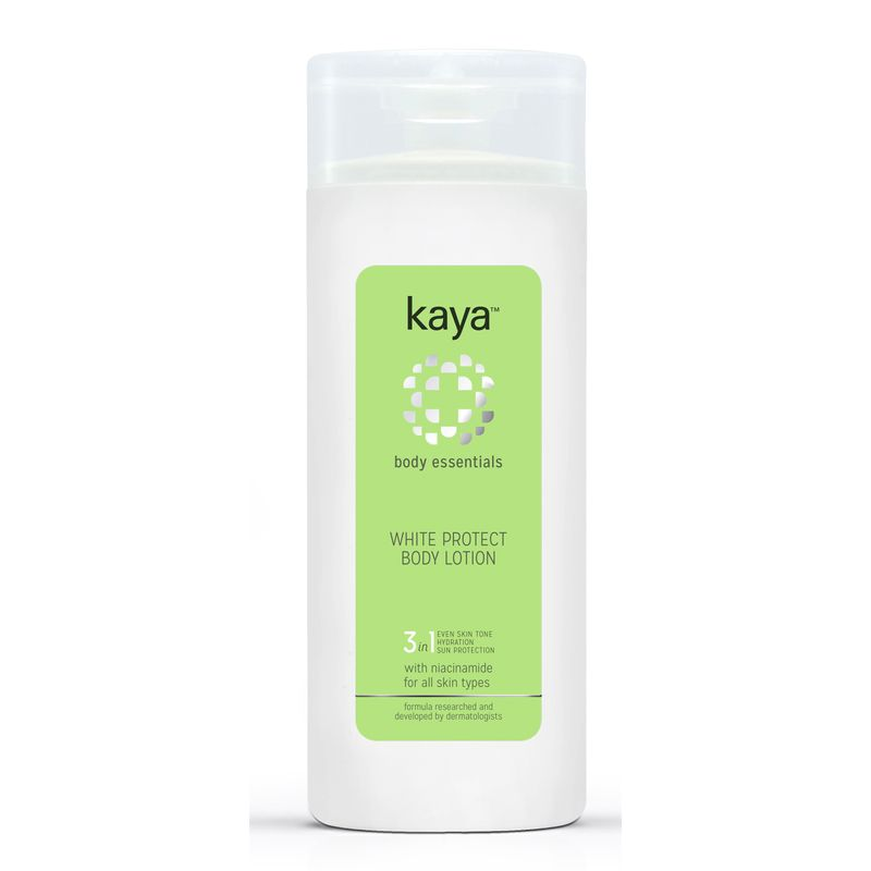 Kaya White Protect Body Lotion