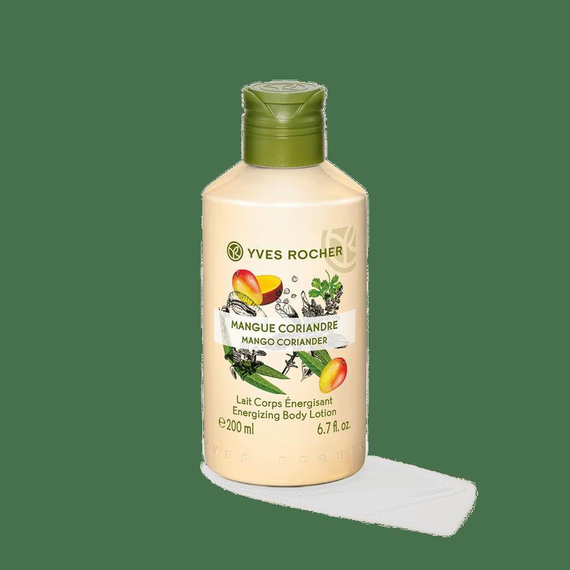 Yves Rocher Energizing Body Lotion - Mango Coriander