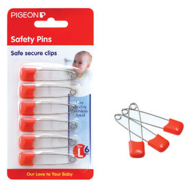 Pigeon Safety Pins (9pcs.)