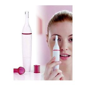 Bronson Professional Touch Sensitive Electric Bikini & Eye-brow Trimmer for Women - Battery Operated
