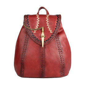 Hidesign Swala 03 Red Backpack d5963c23d8