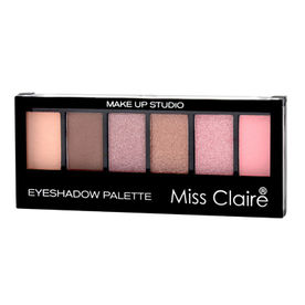 Miss Claire Makeup Studio Eyeshadow Palette - 5