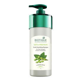 Biotique Shampoo Buy Biotique Bio Soya Protein Fresh Nourishing