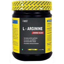 HealthVit L-Arginine Amino Acid Powder (Unflavoured)