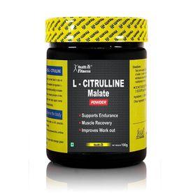 HealthVit Pure L-Citrulline Dl-Malate Powder