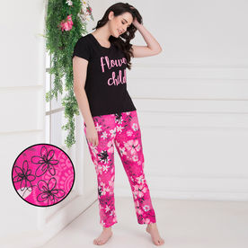 749b0cb2755 Nightwear Set for Ladies  Buy Women s Sleepwear Sets Online in India ...