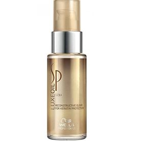 Wella Professionals Sp LuxeOil Reconstructive Elixir For Keratin Protection