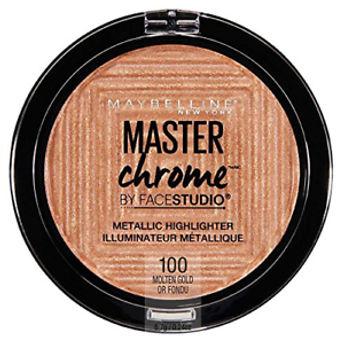 a11ebcc5426 Maybelline New York Face Studio Master Chrome Metallic Highlighter - Molten  Gold(6.7gm)