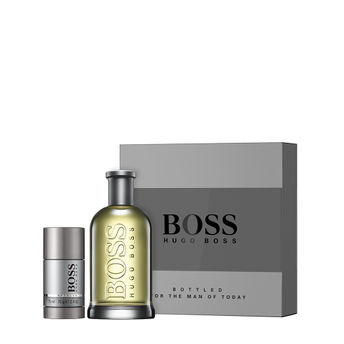 ea0b5ec81acf Buy HUGO BOSS Boss Bottled Coffret Eau De Toilette + Deo Stick at ...