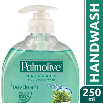 Get 30% off on Palmolive Natural Deep Cleansing Hand Wash - Nykaa Offers