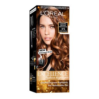 L\'Oreal Paris Excellence Fashion Highlights Hair Color at Nykaa.com
