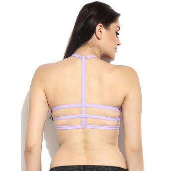 2f68206e06 Da Intimo Wire Free Cage Back Lavender Bralette (S) at Nykaa.com