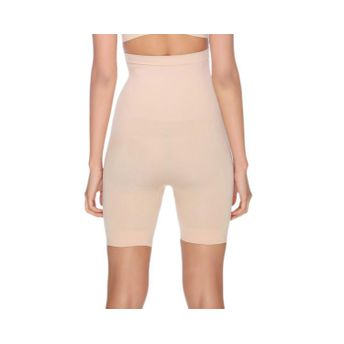 2f12e5305c093 C9 Seamless Low Control Thigh Nude Women Shapewear - Nude (XL) at ...
