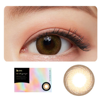 6be0cc7ecd8 O-Lens HolePop Contact Lenses - Brown at Nykaa.com