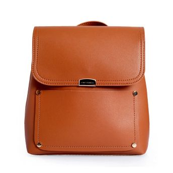 Lino Perros Faux Leather Brown Handbag at Nykaa.com e8b830f363