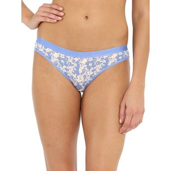 3c72fb474e8 Jockey Iris Blue Print Bikini at Nykaa.com