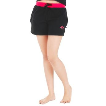 86210f82e2 Nite Flite Shorts - Buy Nite Flite Cute Owl Black Sleep Shorts ...