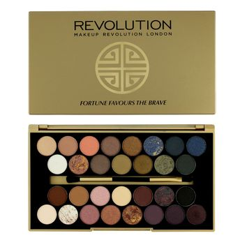 Makeup Revolution Fortune Favours The Brave 30 Eyeshadow(15gm)