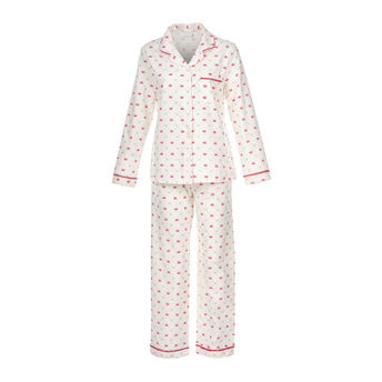 c12a11e70a Nordlich Patricia Women s Printed Nightset - Cream at Nykaa.com