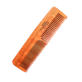 ancient living hair combs buy ancient living neem wood comb 2 in 1
