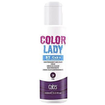 59e3c449f4 Cab s Professional Color Lady Semi-Permanent Hair Color Cream at ...