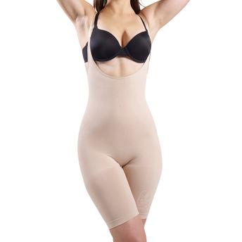 5886bc6f2defe Swee Velvet Full Body Shaper For Women - Nude at Nykaa.com