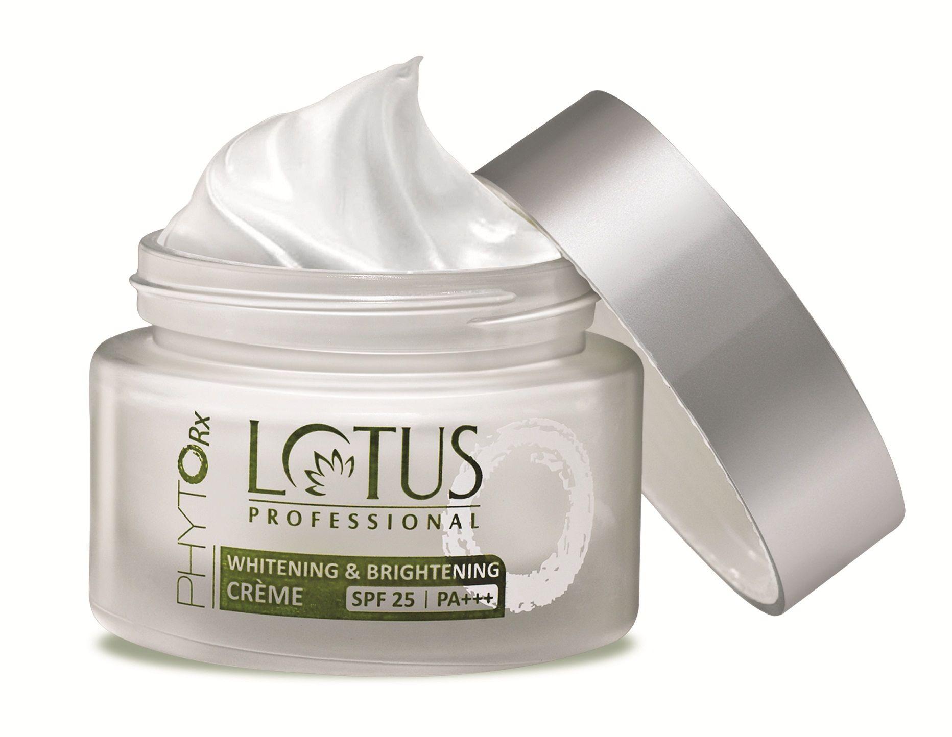 Lotus Professional Phyto-Rx Whitening & Brightening Creme SPF 25 PA