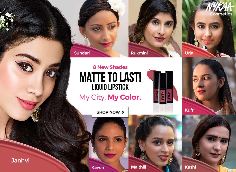 Buy Cosmetics Products Beauty Online In India At Best Krezi Kamis 26 Bourjois Rouge Edition Velvet Lipstick Price Nykaa